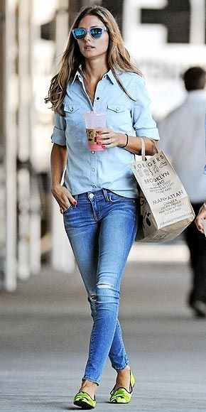 how can you not love olivia's style?