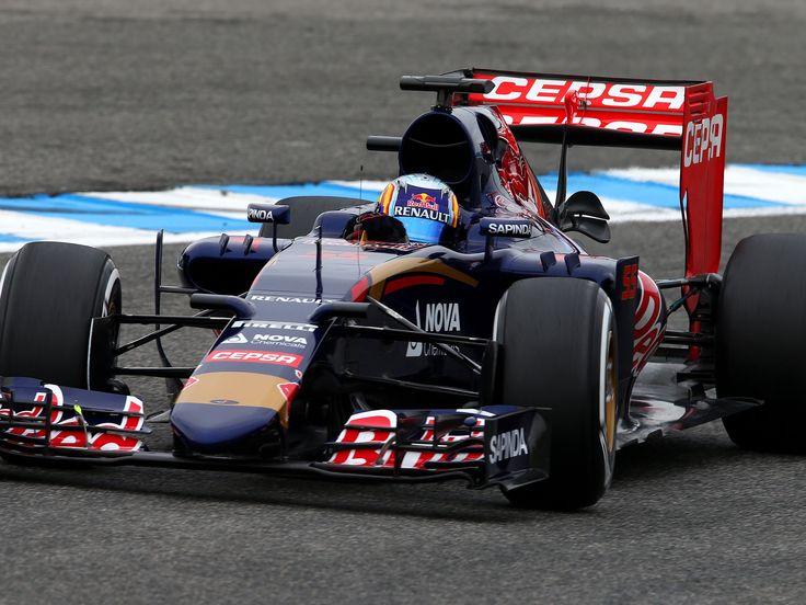 JEREZ TEST 01 - DAY 3 & 4   Scuderia Toro Rosso
