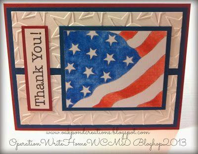 619 Best Images About Cards Patriotic On Pinterest