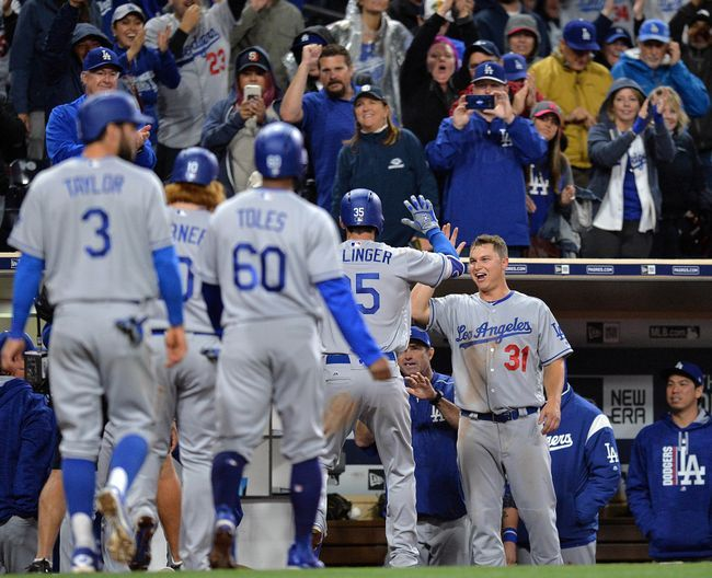 San Diego Padres vs. Los Angeles Dodgers - 6/30/17 MLB Pick, Odds, and Prediction
