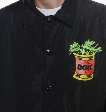 DGK x Popeye Coaches Jacket