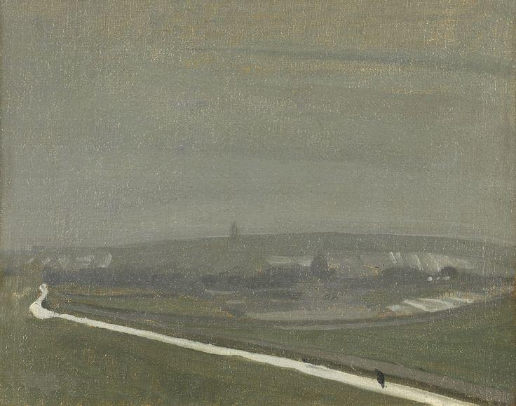 Sir William Nicholson, 1872-1949 Rottingdean, Winter