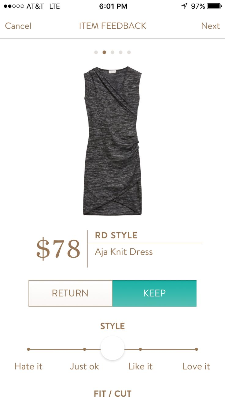 Stylist, I think this dress would mask my tummy problem area with the mid section detail. The Vneck draws attention away from my shoulders too.