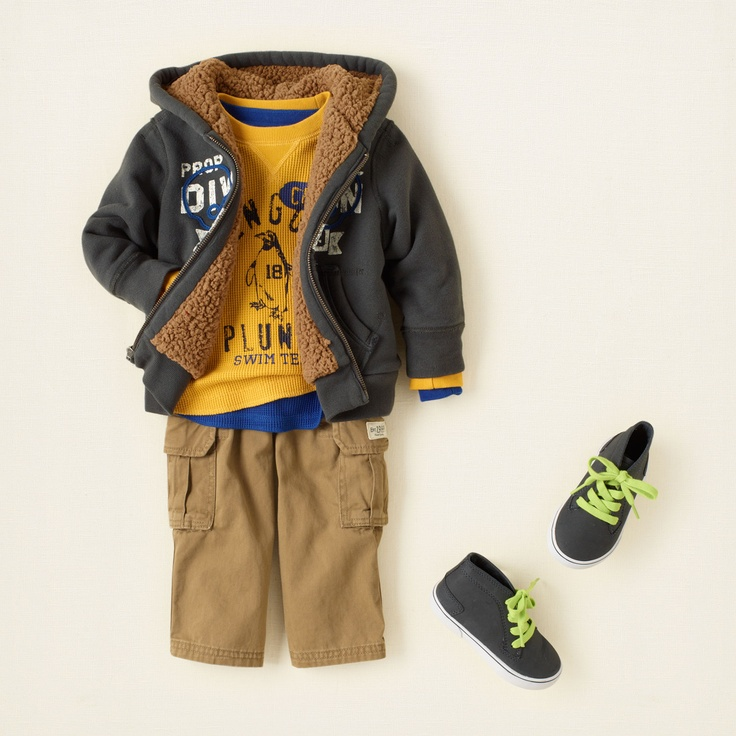 baby boy - outfits - cool cargo - fall guy | Children's Clothing | Kids Clothes | The Children's Place