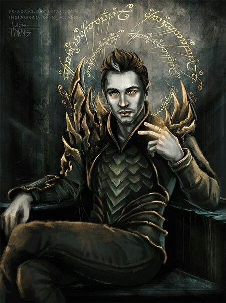 Tyler Joseph as Sauron Gorthaur