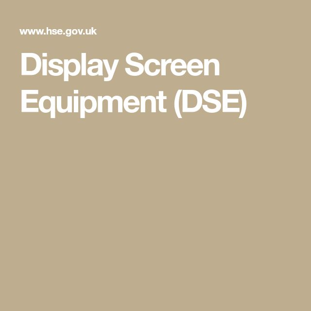 75 best health safety in engineering images on pinterest office display screen equipment dse fandeluxe Choice Image
