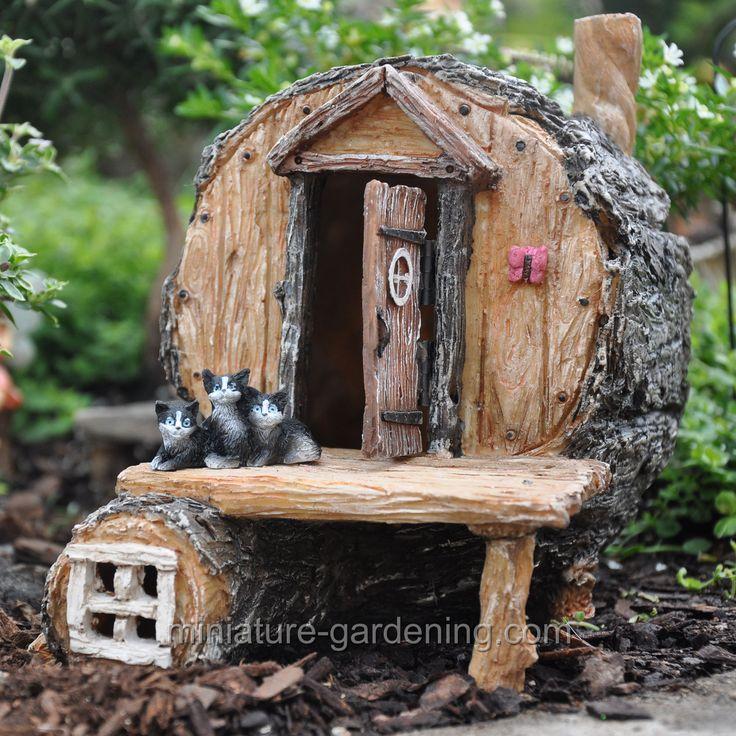 Hidden Hollow Fairy House