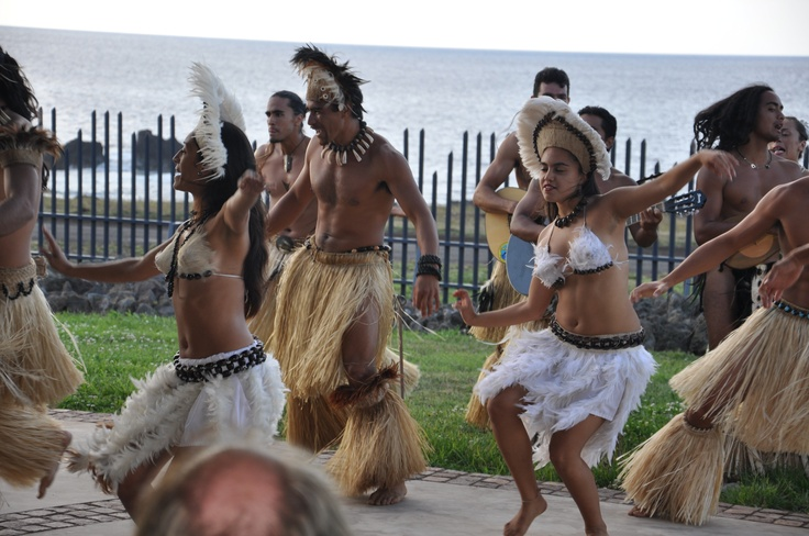 Easter Island Tribal Dancing #travel