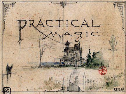 wasbella102:  Practical Magic - film graphics