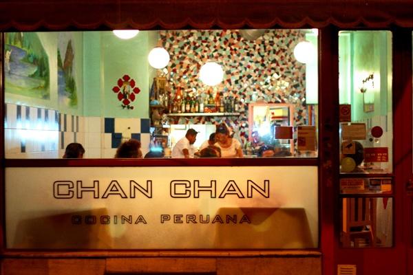 Chan Chan Cocina Peruana