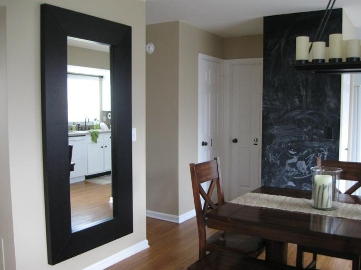 Pin by tamara hayes on for the home pinterest for Miroir krabb ikea
