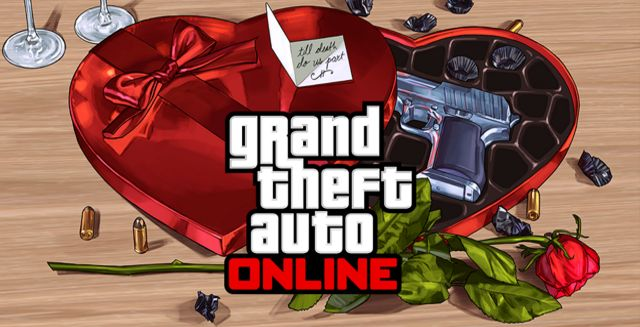 gta 5 online valentines day update