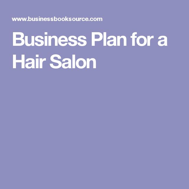 17 best ideas about hair salon business plan on pinterest for A business plan for a beauty salon