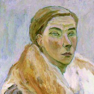 "Tove Janssonin omakuva ""Ilvesboa"" 1942. Tove 100 - Celebrating the art and life of Tove Jansson"