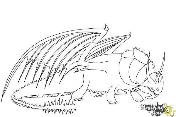 Pin Von Rose Vizcarrondo Auf Zeichnen Ohnezahn Ausmalbilder Drachen Ausmalbilder Ausmalen