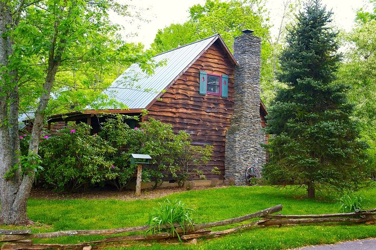 62 best cabins to rent images on pinterest cabins cabin for Asheville mountain homes