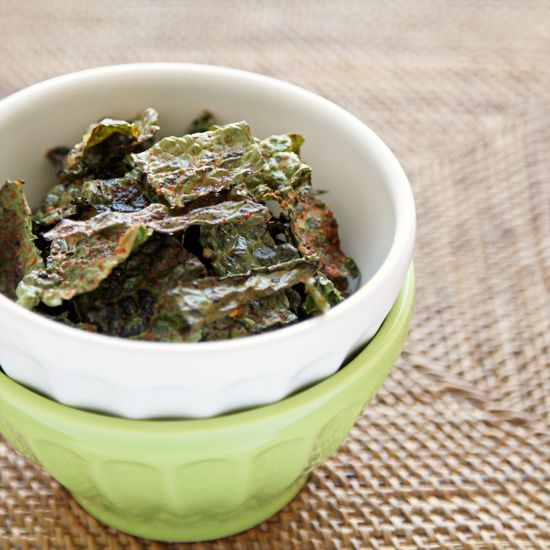Spice Up Your Snack Routine With Spicy Miso Kale Chips