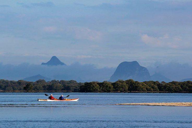 #BribieIsland. Photo by Cassandra Lance.