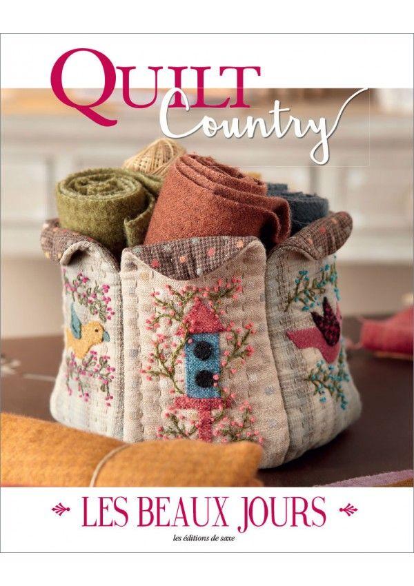 Quilt Country 49 - Les beaux jours