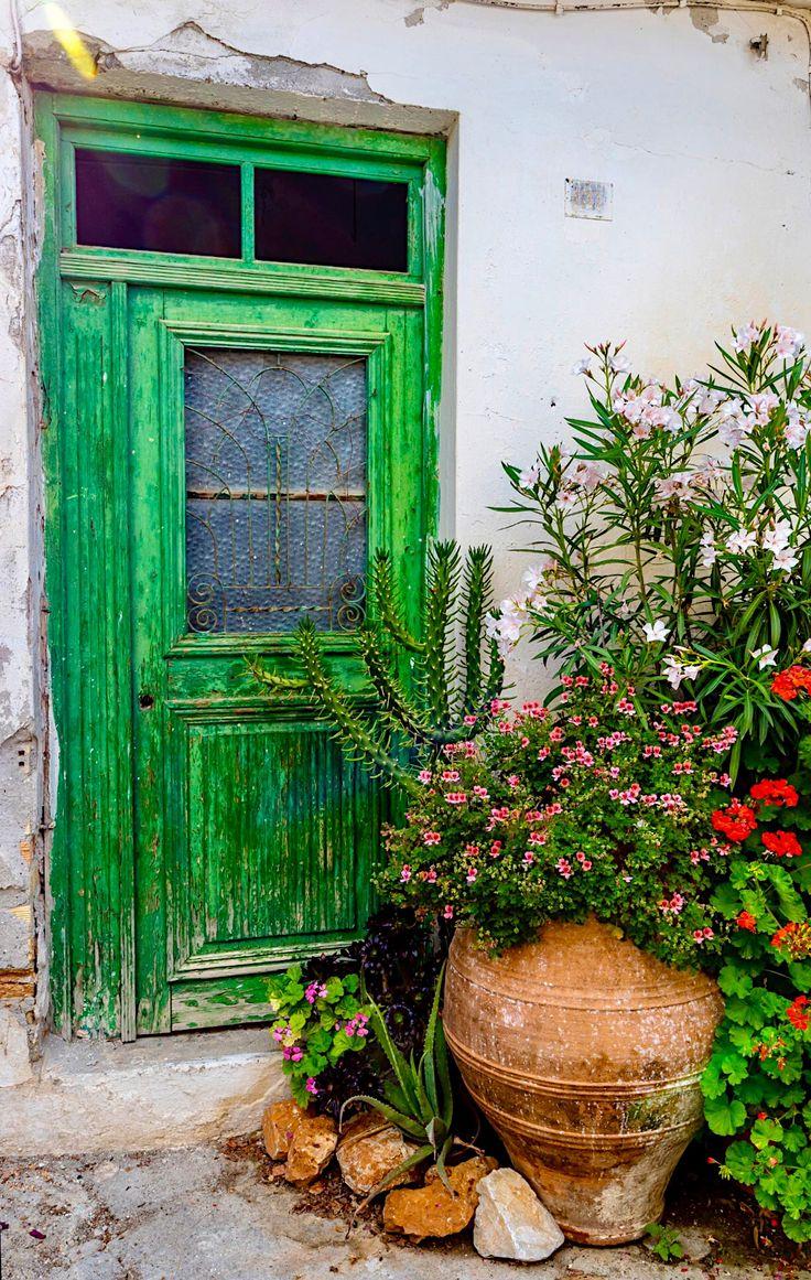 Kritsa, Crete, Greece