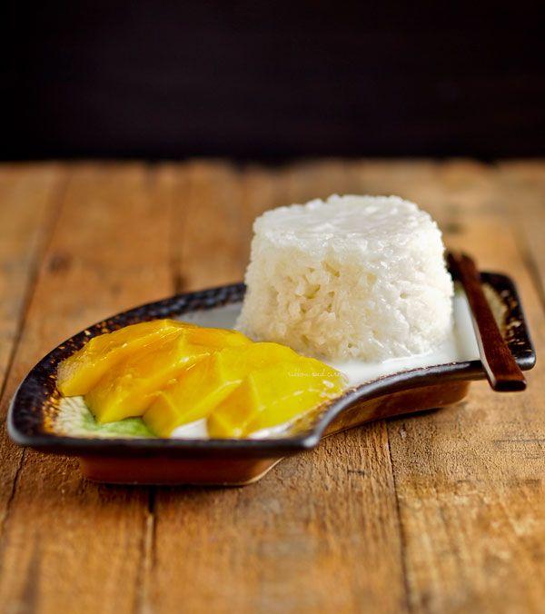 #Thai Sticky Rice with #Mango: Thai Desserts, Best Desert, Favorite Desserts, Mango Sticky Rice, Delicious Desert, Fave Desserts, Sticky Rice Yum, Thai Mango, Circus