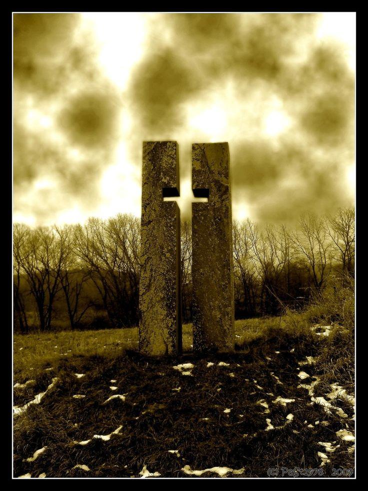 Concrete Cross ... by PaSt1978