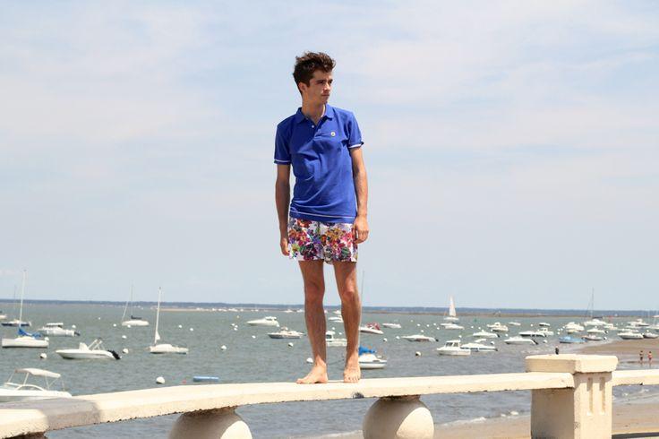 BLOG-MODE-HOMME_Roland-Chaillard_Swimsuit-maillot-bain_Mensfashion_preppy-arcachon_Polo-JOTT
