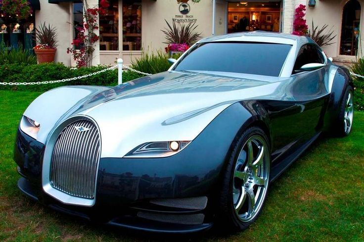 EvaGT with magnesium alloys cars, Classy