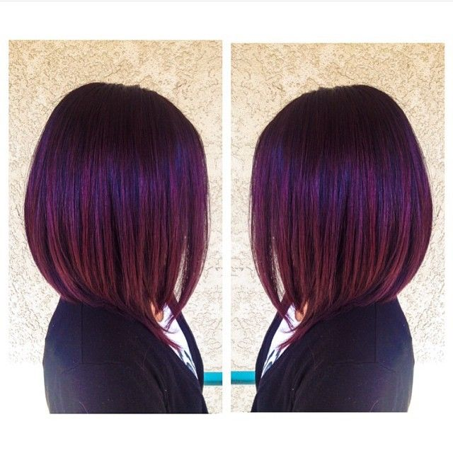 25+ best ideas about Cabelo Roxo Curto no Pinterest ...