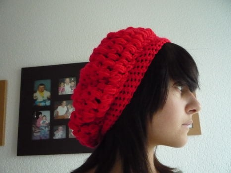 30 best Crochet beret images on Pinterest | Strickmützen, Hut häkeln ...