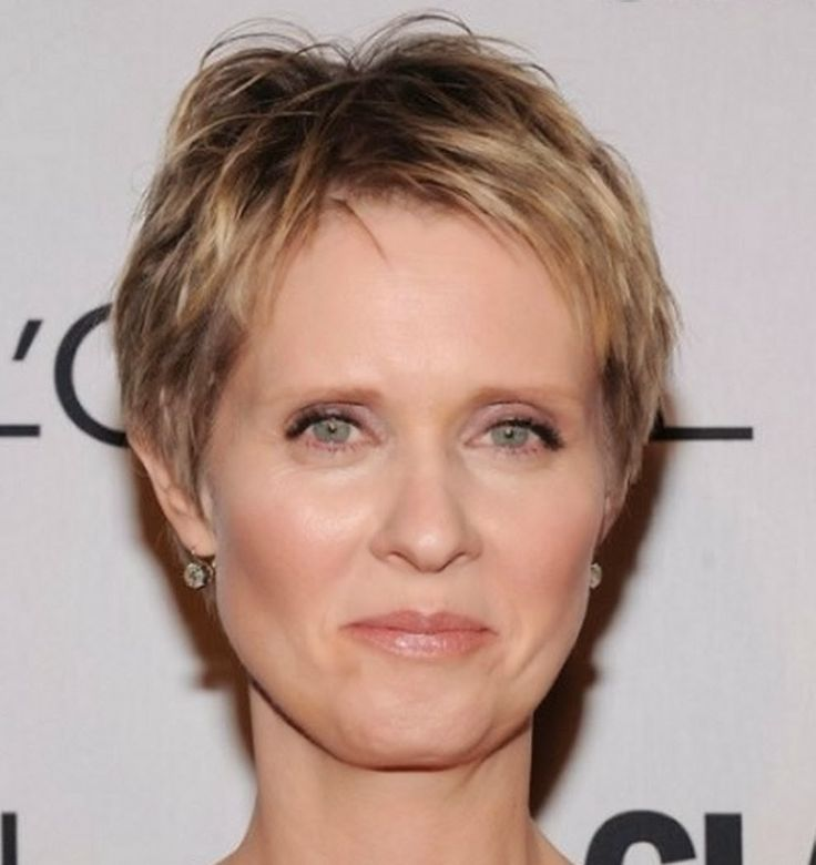 Messy Pixie Short Hairstyles Over 60 Age Short Hair