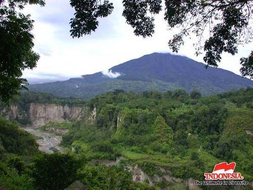 Ngarai Sianok, Bukit Tinggi, West Sumatra, Indonesia Photo