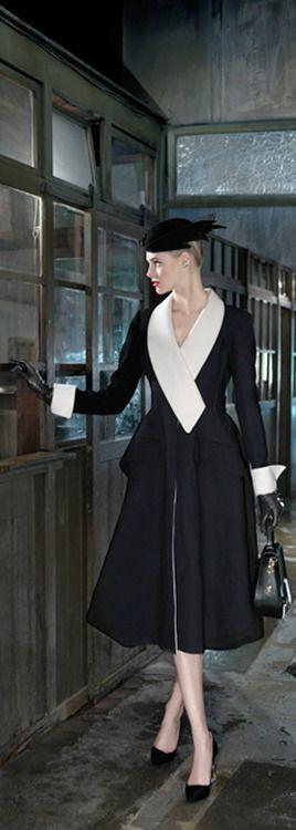 Gorgeous coat dress