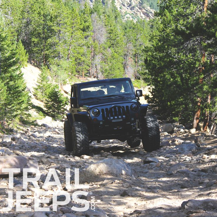 Pin By Trail Jeeps On Colorado