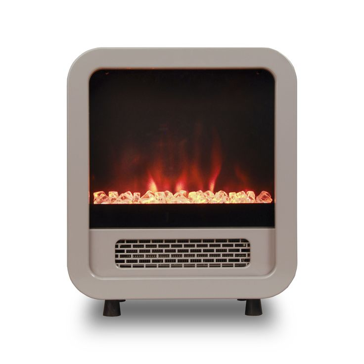 Add an old school touch of design to any room decor with our Mini Retro Stoves. Its small size allows it to be neatly tucked away under a desk or table when not in use, but with its funky design you'll want to keep this cool electric fireplace out to show it off all year long. The Mini Retro Stove is one of the smallest portable electric fireplaces on the market and the only one of its kind with a full metal-stamped body with a tempered-glass front face. Its lightweight and compact build ...