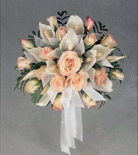 Bouquet floreale Anna