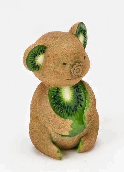 cute kiwi bear