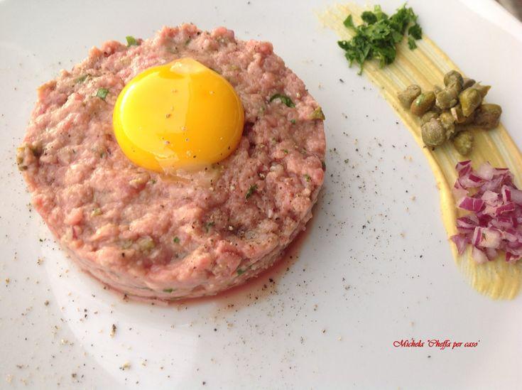 Steak+tartare+-+ricetta+classica