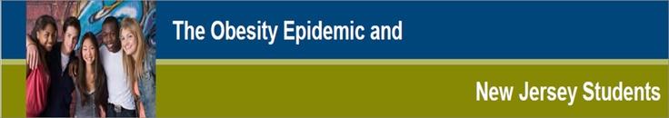 NJ: Obesity Epidemic