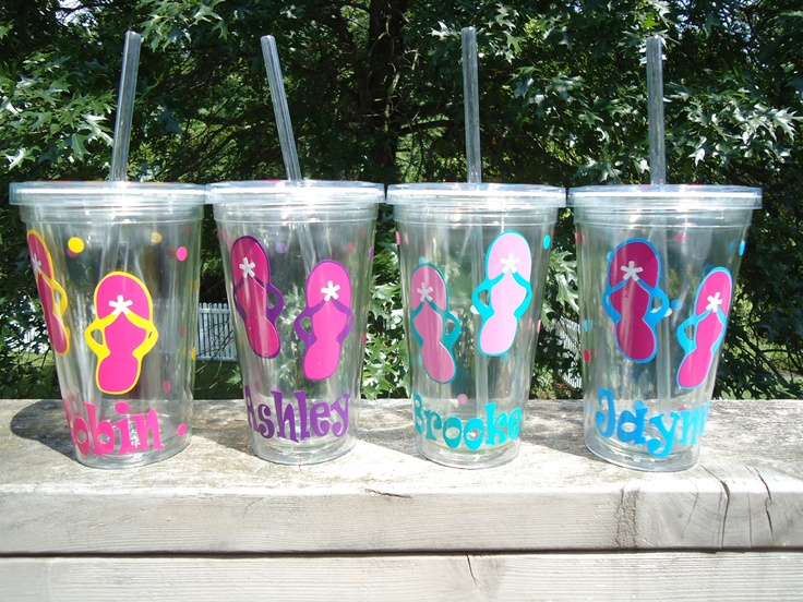 Bridal Party Gift Ideas For Destination Wedding : For your destination beach wedding! Great gift for the wedding party ...