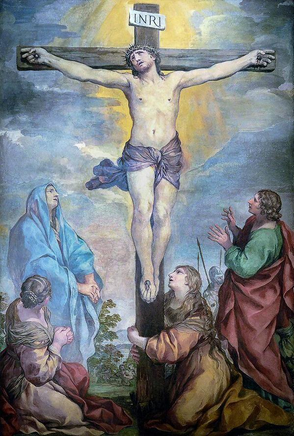 El que huye de una cruz, encontrará otra cruz mayor en su camino. San Felipe Neri