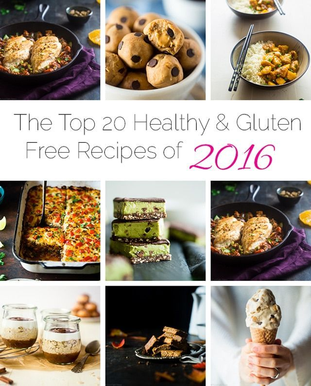 The Top 20 BEST Healthy Recipes of 2016! | Foodfaithfitness.com | @FoodFaithFit
