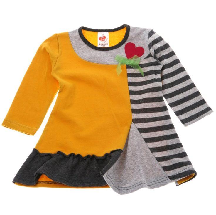 Scarabeo παιδικό φόρεμα «The Collage»  €12,90