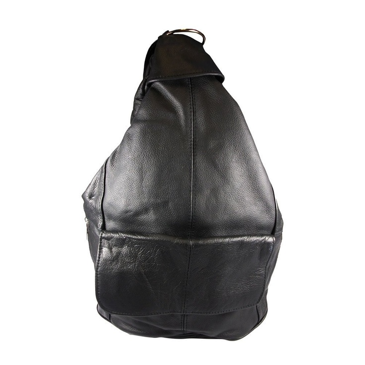 Black Leather Backpack assets4.pinimg.com