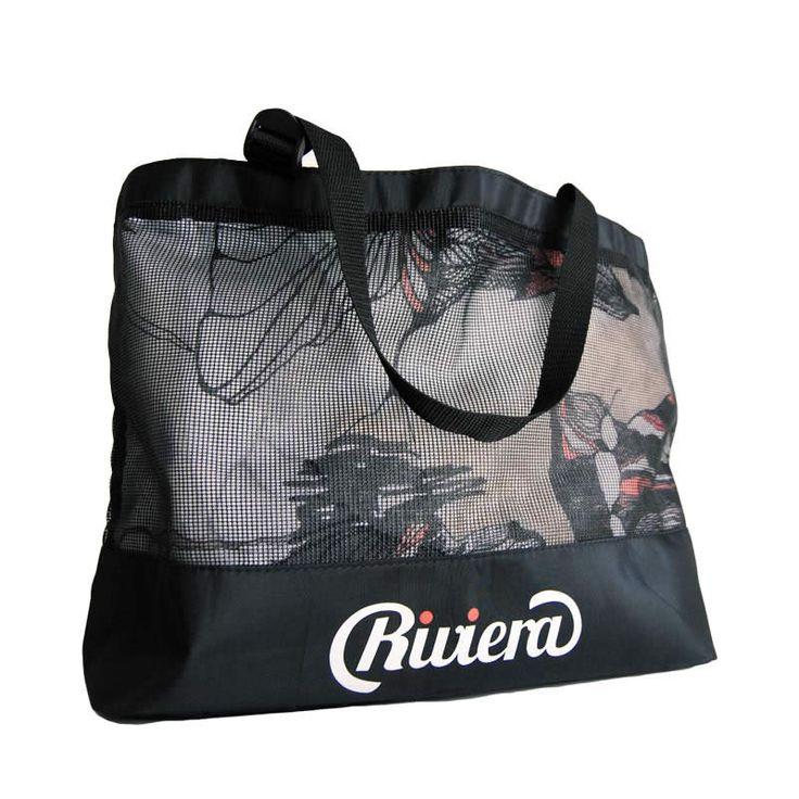 Riviera   Our Products Borsa da Mare  PVC Mesh tote  54 x 18 x 33.5 cm  WATER-PROOF