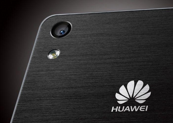 Tapa trasera Huawei P6