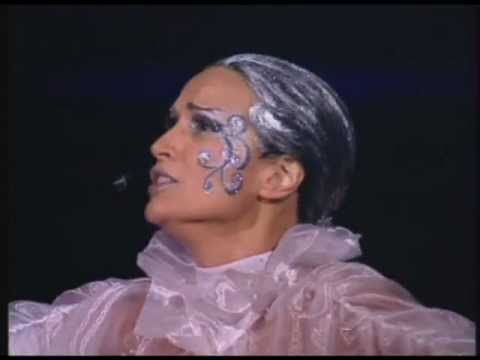 Inva Mula Tchako, the Albanian Soprano singer of Fifth Element Diva song