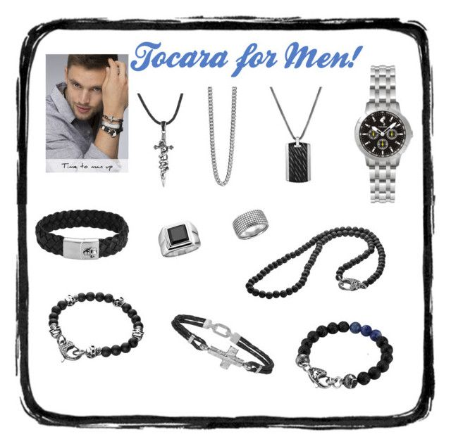 Tocara For Men by klfg-1 on Polyvore featuring men's fashion and menswear