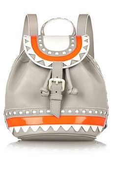 SOPHIA WEBSTER Ziggy leather backpack £395