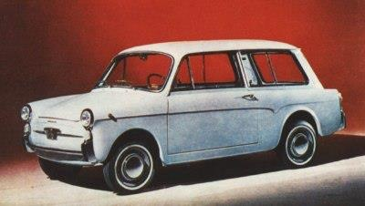 Tanta nostalgia delle auto anni 70/80  ##  Autobianchi Bianchina Panoramica